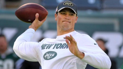 The 1-in-1,300 draft pick the Jets would like to forget -- Christian Hackenberg