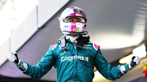 Vettel 'reborn' at Aston Martin, says Brawn