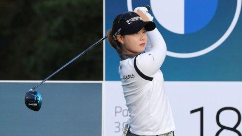 Lim fires 65, leads LPGA South Korea by 4