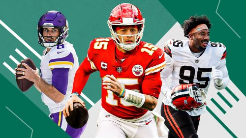 NFL Power Rankings 2021: 1-32 poll, plus the most improved offseason teams and players who benefited from the draft