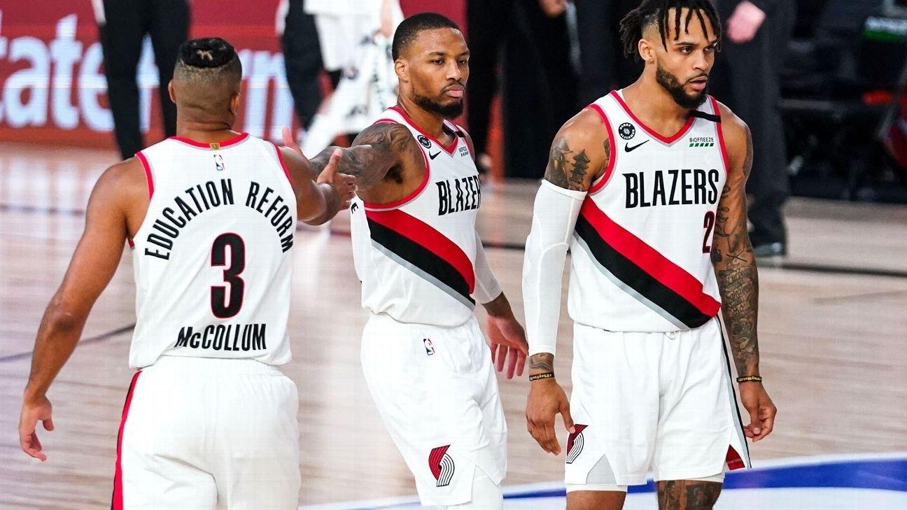 Next for the Blazers: Creating a contender around Damian Lillard