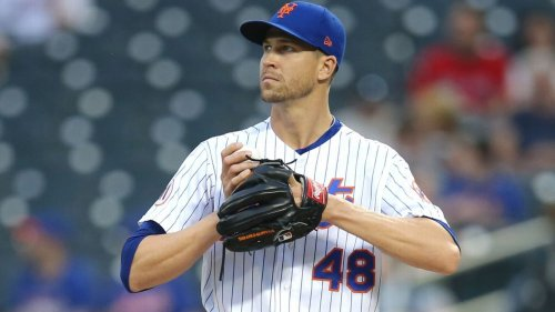 Jacob deGrom's lack of run support might be reaching new lows