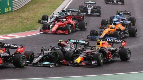 Bottas takes full blame for Hungarian GP 'mess'