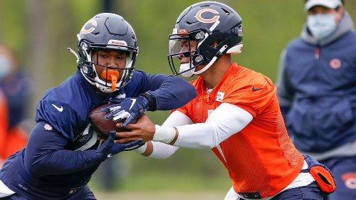 Sources: Bears' voluntary OTAs see high turnout