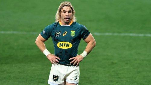 De Klerk, Du Toit ruled out of final Lions test