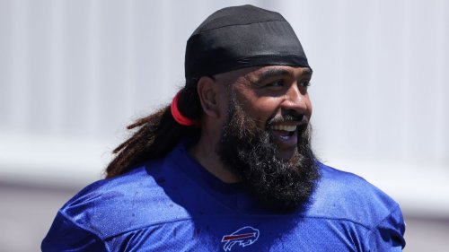 Star Lotulelei 'happy to be back' with Buffalo Bills after 2020 opt-out