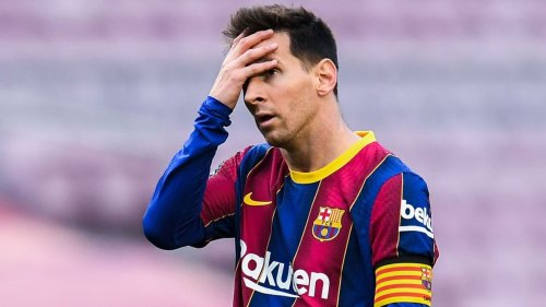 Messi leaves Barcelona due to 'economic' issues