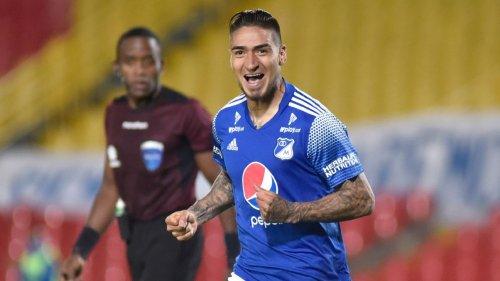 LAFC signs forward Cristian Arango from Colombia's Millonarios