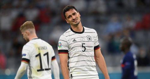 EM: Niederlage gegen Frankreich - Pechvogel Mats Hummels blickt nach vorn