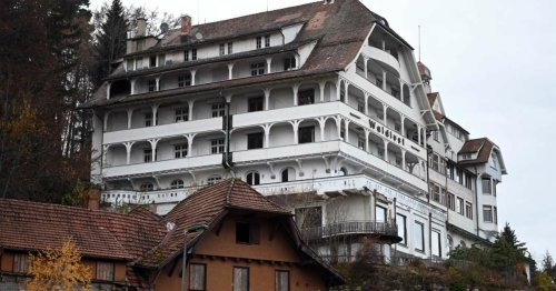 Gruselige Spukhäuser: An diesen 6 Orten in Deutschland soll es spuken