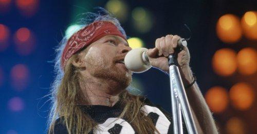 Guns N' Roses: Heute vor 30 Jahren erschien das Kult-Album, das in nur 44 Tagen produziert wurde