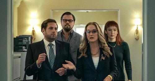 Don't Look Up: Darum geht es im Netflix Film mit Leonardo DiCaprio und Jennifer Lawrence