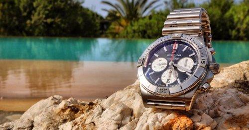 Luxusuhren im Test: die neue Breitling Chronomat B01 42