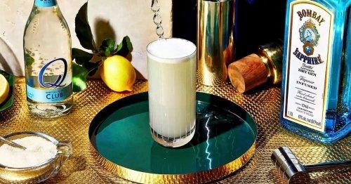 Rezept: der Gin Fizz Cocktail – so geht der Drink!