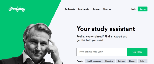 The Ultimate Guide To StudyBay
