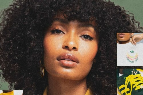 Yara Shahidi's Second Collection With Adidas Originals Is Almost Here