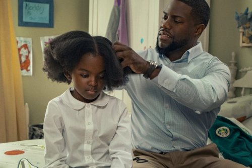 There Were Times I Just Didn't Know What To Do: Kevin Hart On Relating To The Struggle Of Single Fatherhood