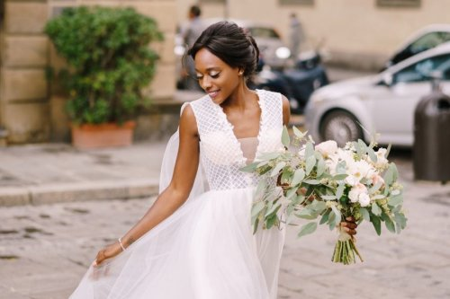 Stand Out On Your Wedding Day With These Bridal-Approved Tips From Our Favorite Beauty Experts