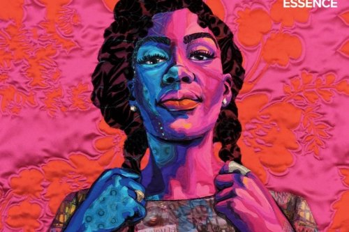 ESSENCE Unveils First-Ever Quilt Artwork Cover Marking 'The Year That Changed The World'