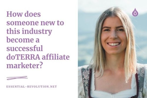 How to find a essential oil affiliate programs that works?