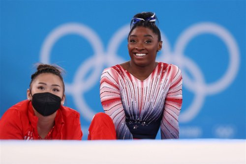 """Not Technically True"": Simone Biles Debunks Myth of Gymnasts Having Short Careers"