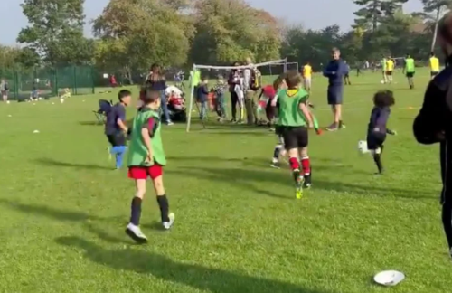SHOCKING! Arsenal Sign 4-Year-Old Prodigy to Youth Academy