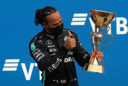 WATCH: Lewis Hamilton Makes Dreams Come True as He Takes On Shocking Guise