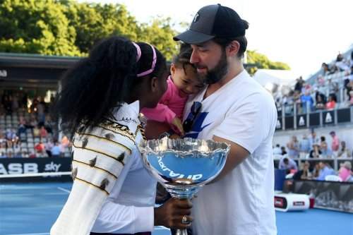 """""""Always Jump on an Opportunity to Embarrass You"""": Serena Williams Shares Family Vacation Pictures With Olympia"""