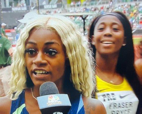 """Always Talking""- Usain Bolt Claims Sha'Carri Richardson Reminds Him of Justin Gatlin Rivalry"