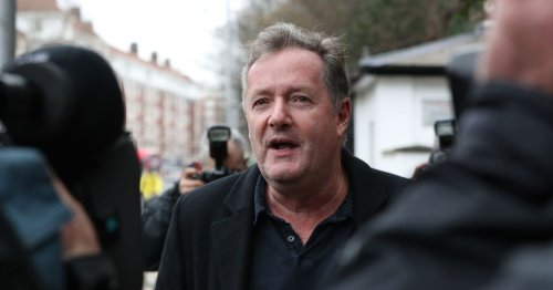 Piers Morgan launches Instagram rant after complaints over Disneyland ride