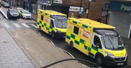 Man dies following incident on Essex high street