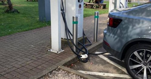 Hardly any EV charging points are wheelchair accessible amid hidden problem