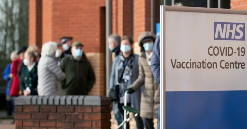 Self-isolation could be scrapped for 'double-vaxxed' citizens