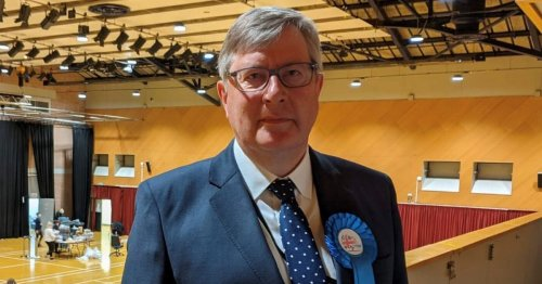 Roger Hirst re-elected as Essex's Police, Fire and Crime Commissioner