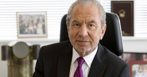 Alan Sugar becomes business partners with Stacey Solomon's sister