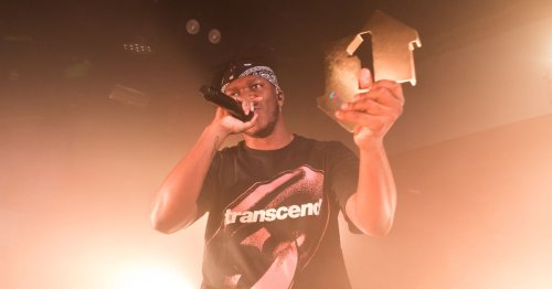 KSI takes No. 1 with new album - but there's an identity crisis on show