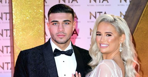 Inside Molly-Mae and Tommy Fury's stunning home with a modern kitchen and pool table