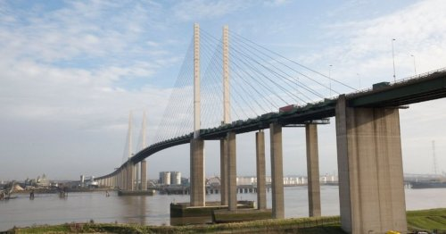 Dartford Tunnel to close overnight for 'essential maintenance' works