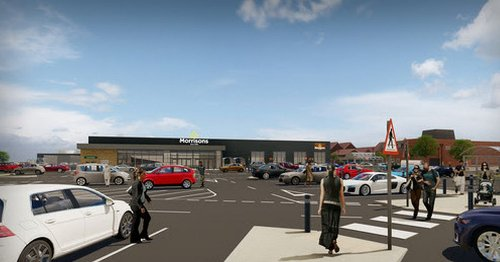 New Morrisons store set to open in Essex town