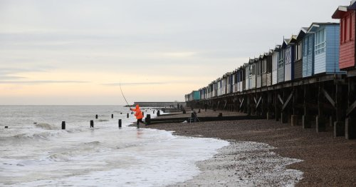 Essex beach named one of the best to visit in the UK