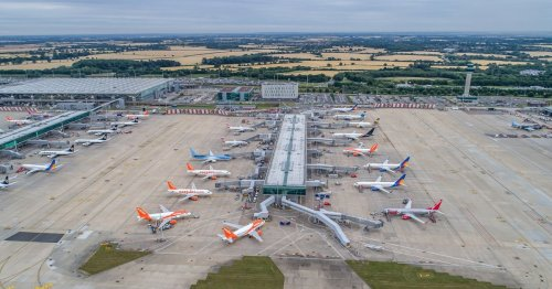 Stansted Airport flights to green list countries from May 17