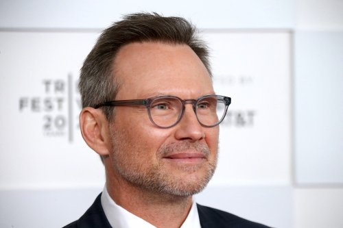 Christian Slater Reacts To Chris Evans' Viral Tweet About His Name: 'That Was Definitely A Surprise'