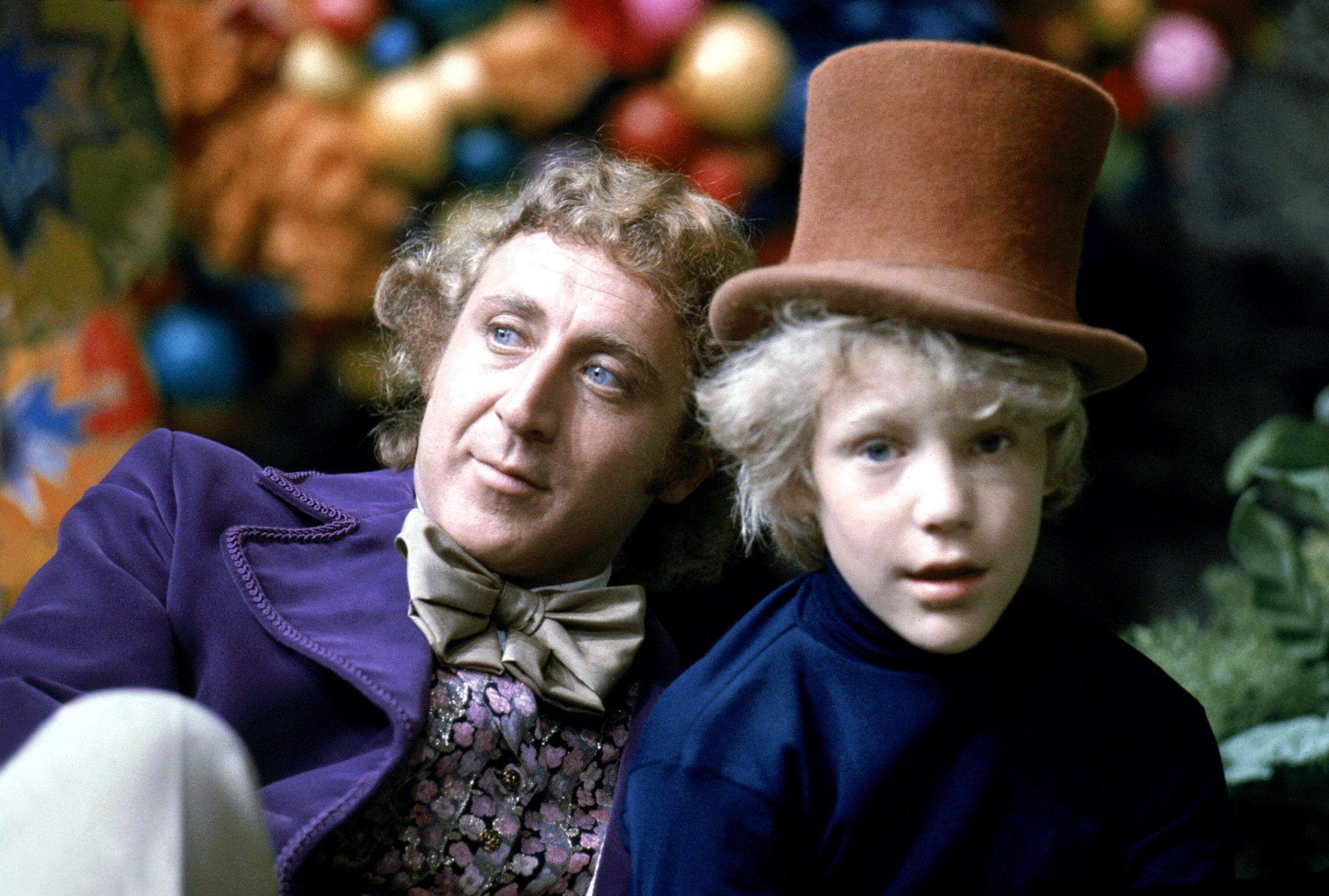 'Willy Wonka' Cast Celebrates Film's 50th Anniversary And Shares Behind-The-Scenes Secrets