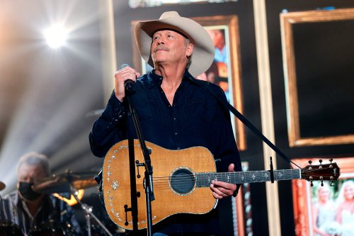 Country Icon Alan Jackson Reveals Neurological Disease: 'There's No Cure'