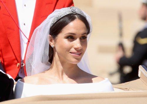 Updated Biography On Meghan Markle Recounts Queen Elizabeth's Reaction To 'Tiara Tantrum'
