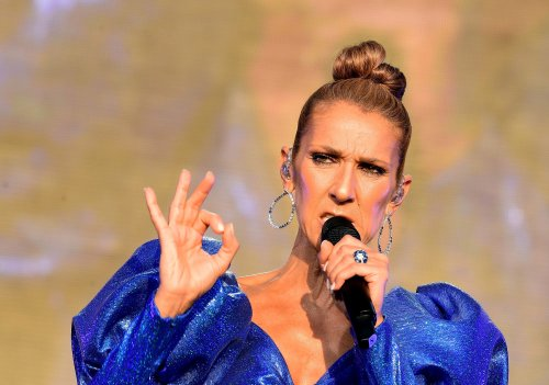 Las Vegas Trolls Montreal With Image Of Céline Dion In Golden Knights Uniform