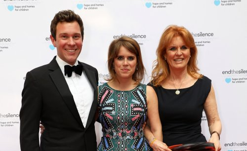 Sarah Ferguson Defends Son-In-Law Jack Brooksbank After He's Spotted Hanging Out With Bikini-Clad Women On Boat In Italy