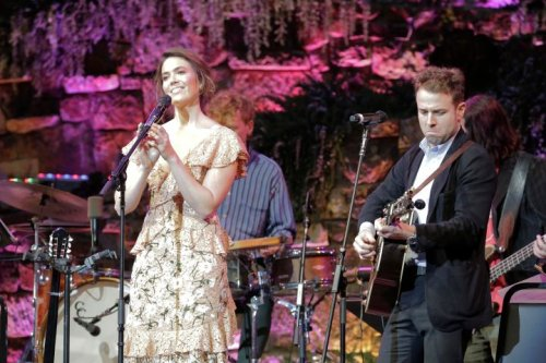 Mandy Moore And Taylor Goldsmith Pen Sweet Lullaby For Gus