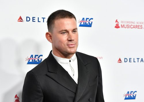 Channing Tatum Watches The Moon, Hunts For Mermaids With 7-Year-Old Daughter Everly
