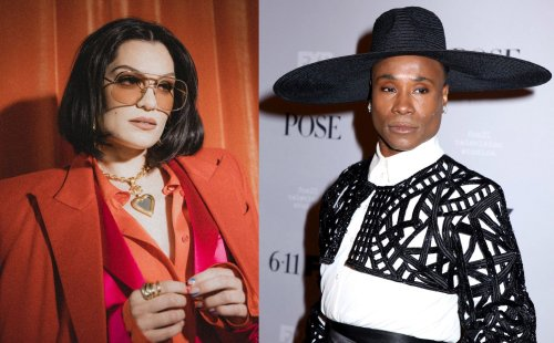 Jessie J Teams Up With Billy Porter To Release Epic 'I Want Love' Remix